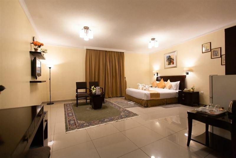 Crowne Palace Hotel Ajman Аджман