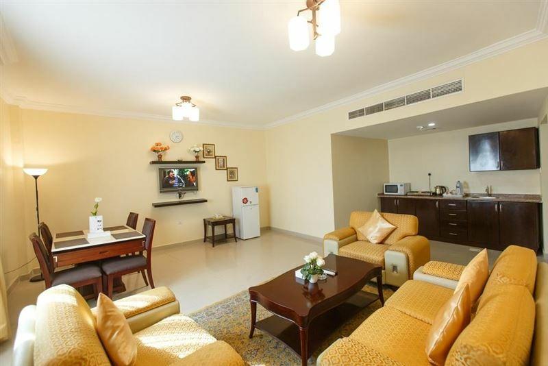 Отель Crowne Palace Hotel Ajman ОАЭ Аджман