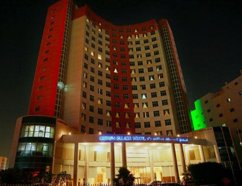 Crowne Palace Hotel Ajman