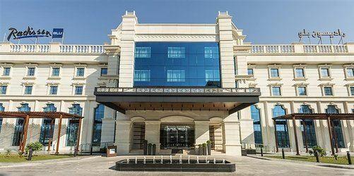 Radisson Blu Hotel Ajman 5*, ОАЕ, Аджман