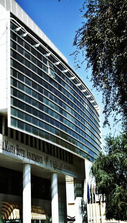 Отель Al Massa Hotel Apartments-1 Аль-Айн