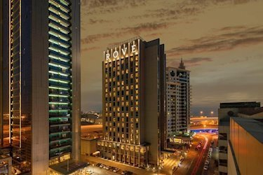 Rove Dubai Marina 3*, ОАЭ, Дубай Марина