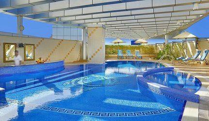 City Seasons Hotel Dubai 4*, ОАЭ, Дубай