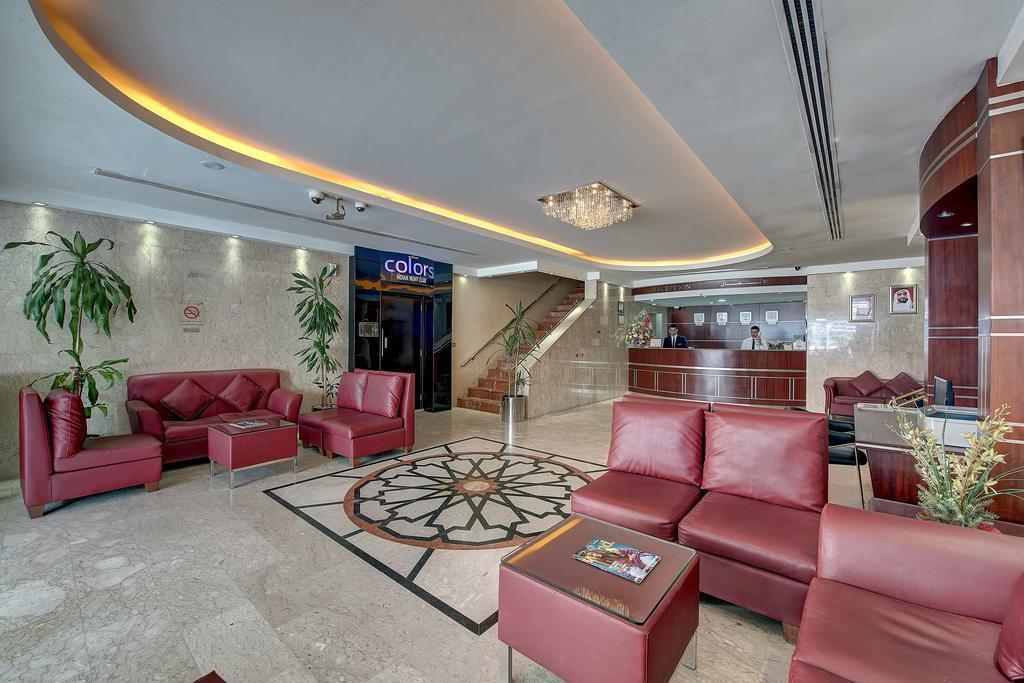 Отель Palm Beach Hotel ОАЭ Дубай