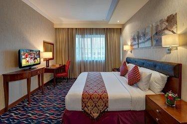 Cassells Al Barsha Hotel 4*, ОАЭ, Дубай