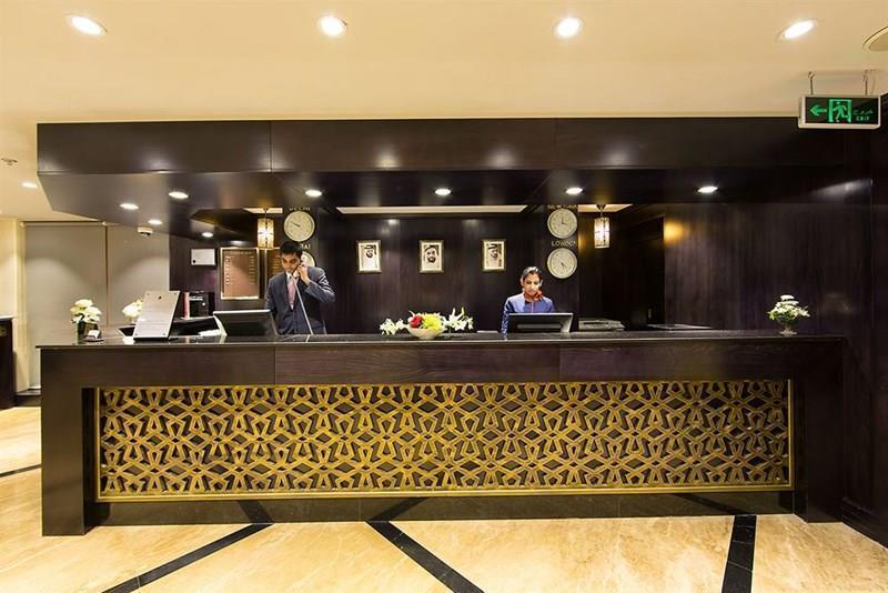 Отель Sun & Sky Al Rigga Дубай
