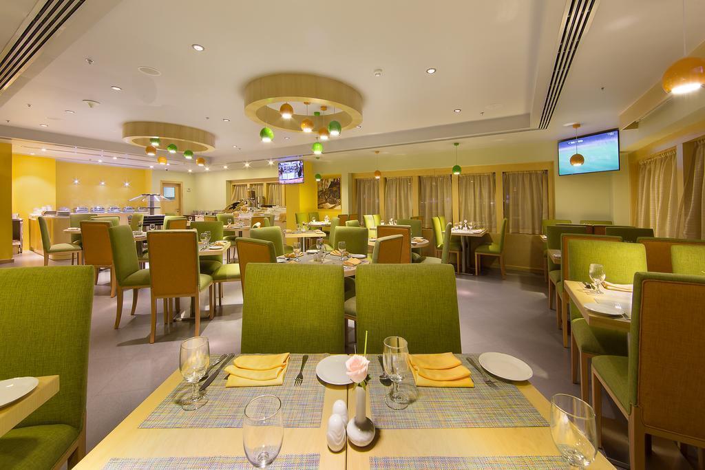 Отель Sun & Sky Al Rigga ОАЭ Дубай