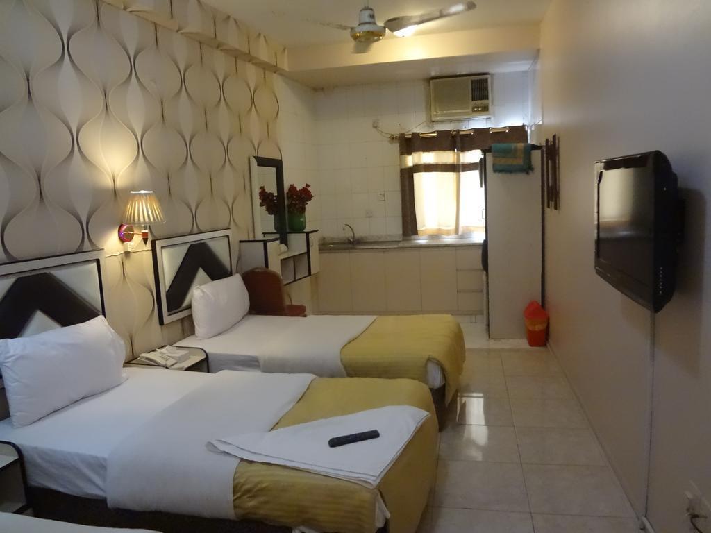 Отель Al Kawakeeb Hotel Дубай