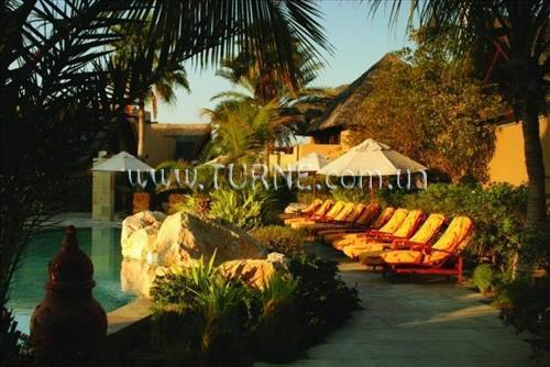 Фото The Jumeirah Beach Beit Al Bahar Villas Дубай