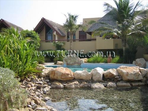 Отель The Jumeirah Beach Beit Al Bahar Villas ОАЭ Дубай