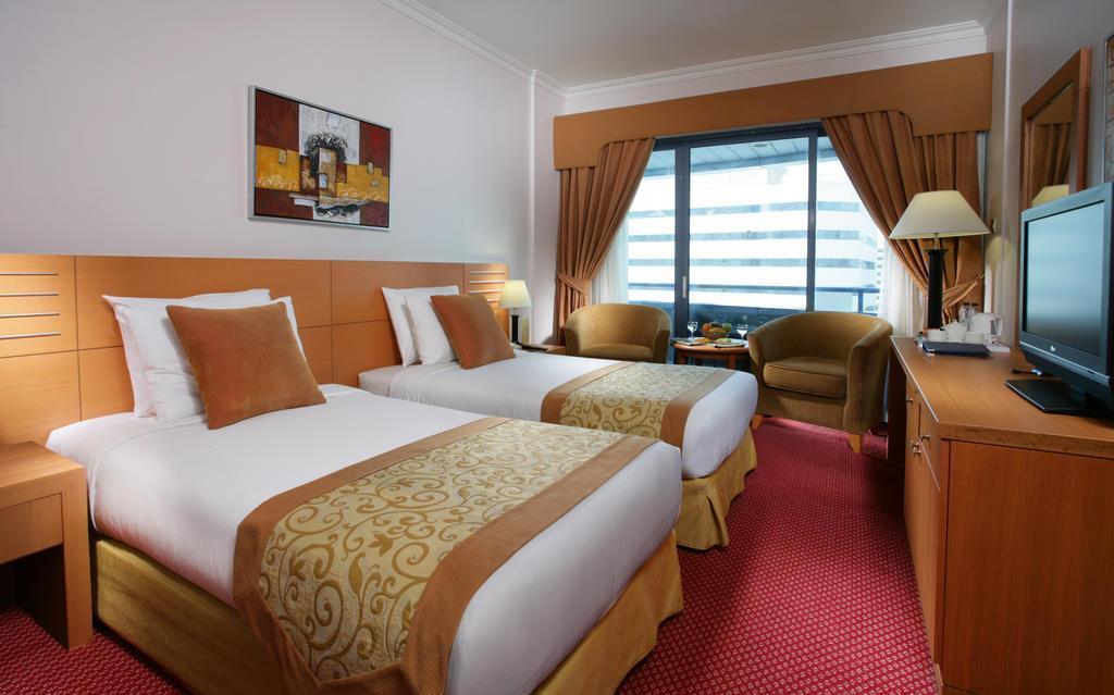 Отель Nihal Palace Hotel (ex. Metropolitan Deira Hotel) Дубай