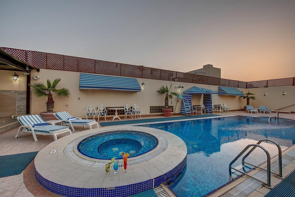 Nihal Palace Hotel (ex. Metropolitan Deira Hotel) Дубай