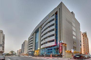 Nihal Palace Hotel (ex. Metropolitan Deira Hotel) 4*, ОАЭ, Дубай