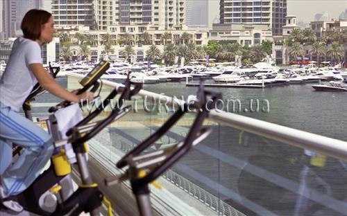 Отель Dusit Residence Dubai Marina ОАЭ Дубай