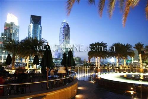 Dusit Residence Dubai Marina Дубай