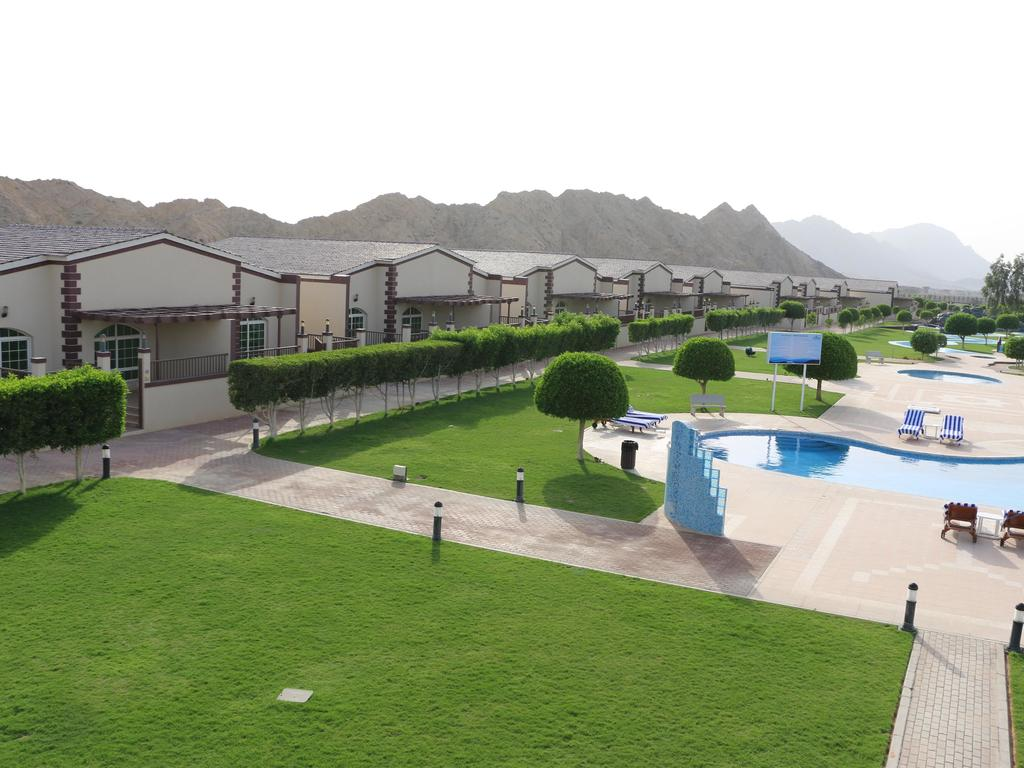 Отель Holiday Arabian Resort ОАЭ Дубай
