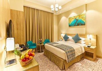 Rose Plaza Hotel Al Barsha 3*, ОАЭ, Дубай