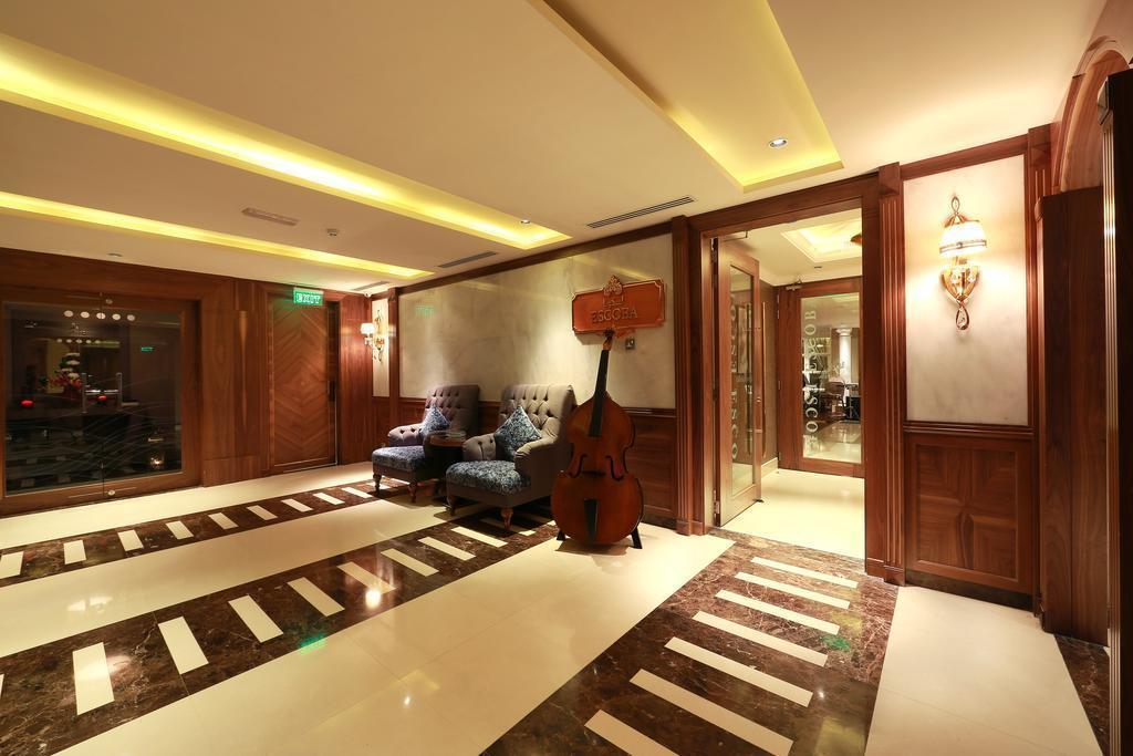 Отель Al Khaleej Hotel Дубай