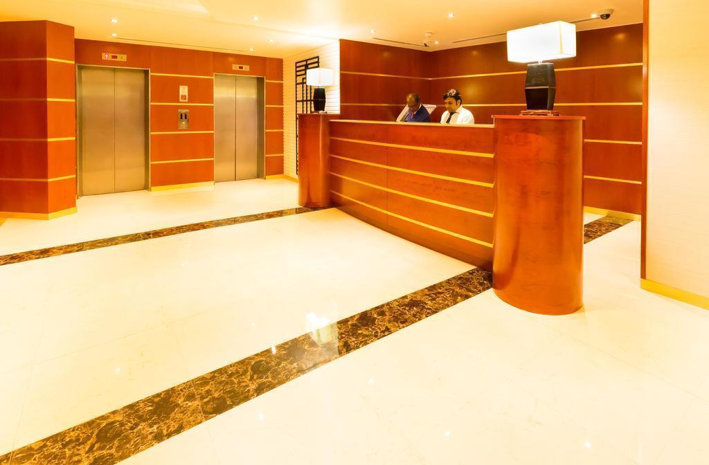 Rush Inn Hotel Дубай