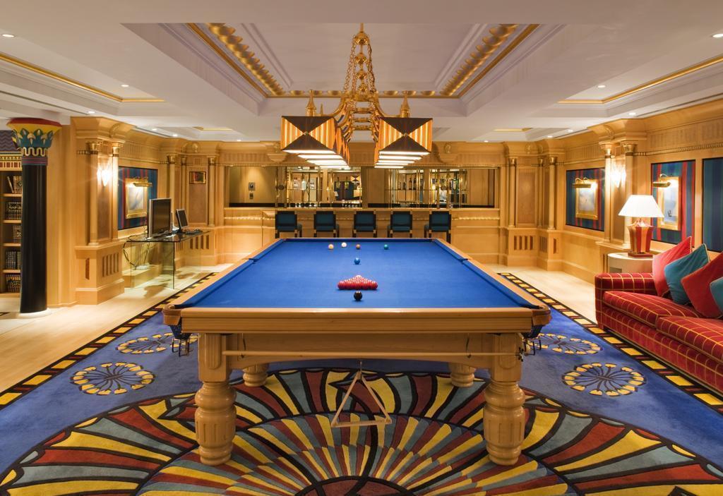 Отель Burj Al Arab Дубай