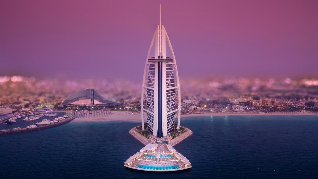 Burj Al Arab ОАЭ Дубай