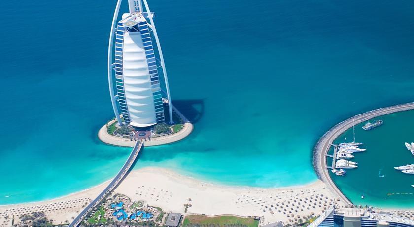 Отель Burj Al Arab ОАЭ Дубай