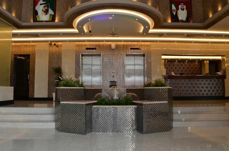 Отель Orchid Hotel Дубай