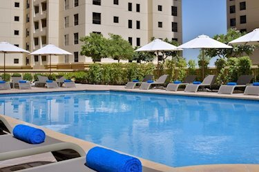 Ramada Plaza Jumeirah Beach Residence 4*, ОАЭ, Дубай