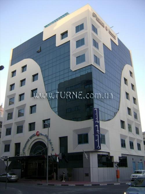 Smana Hotel Al Rigga (ex. Fortune Rigga) ОАЭ Дубай