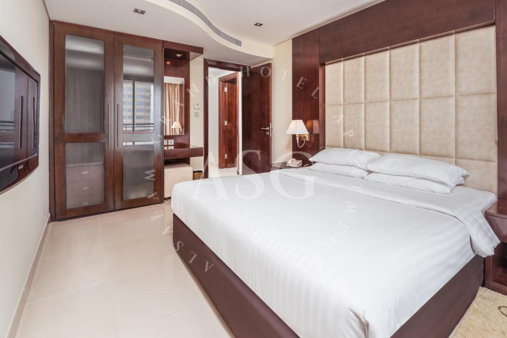 Отель Grand Midwest Tower Hotel Apartments Дубай
