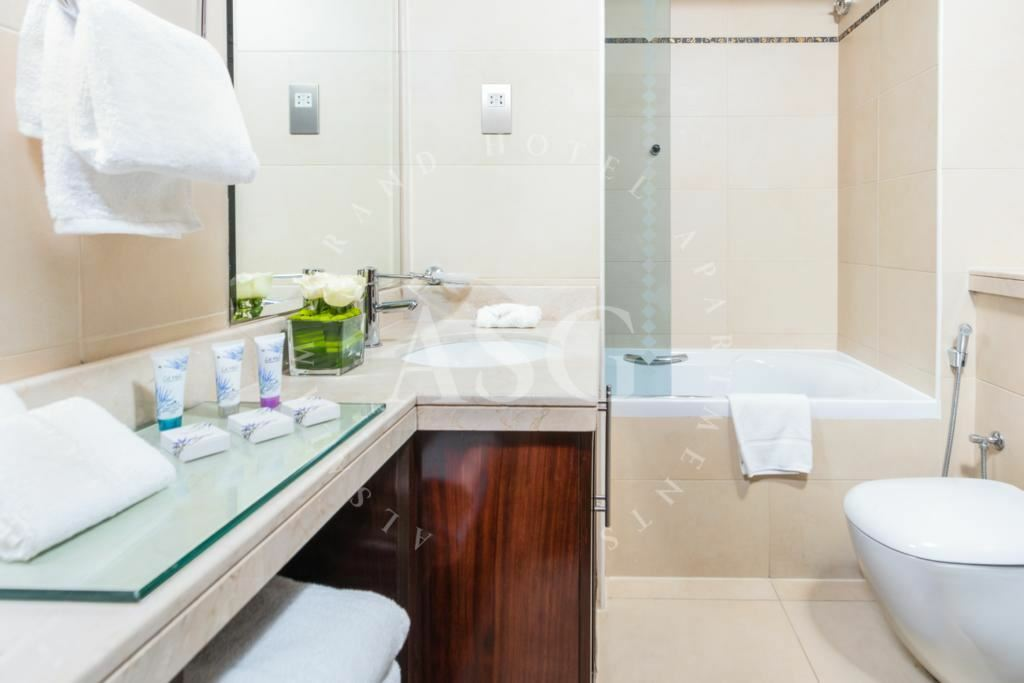 Отель Grand Midwest Tower Hotel Apartments ОАЭ Дубай