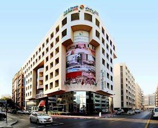 Sun & Sands Downtown Hotel 3*, ОАЭ, Дубай