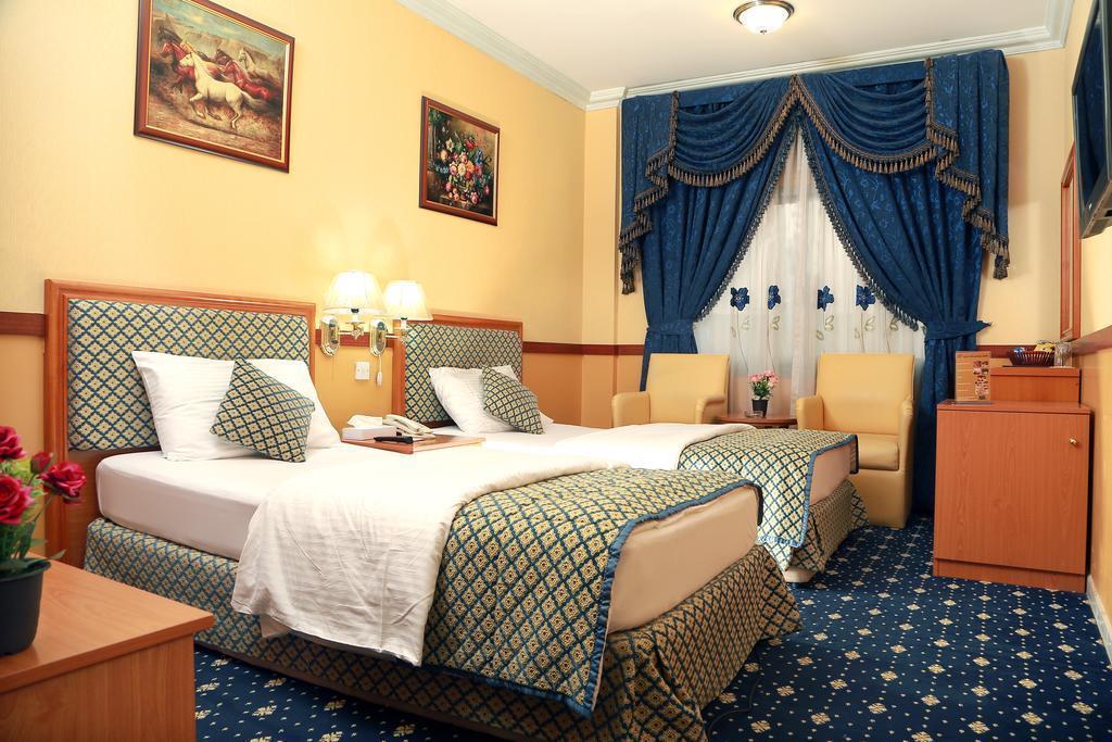 Отель Sadaf Дубай