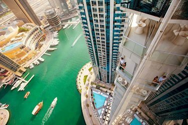 Intercontinental Dubai Marina 5*, ОАЭ, Джумейра