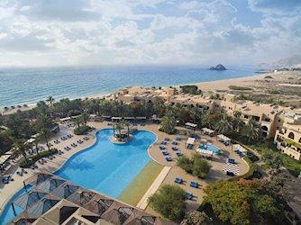 Miramar Al Aqah Beach Resort 5*, ОАЭ, Фуджейра