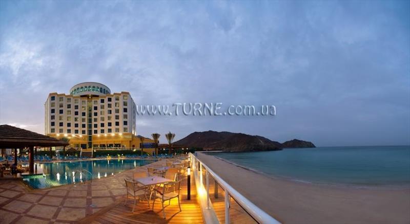 Фото Oceanic Beach Khorfakkan ОАЭ Корфакан