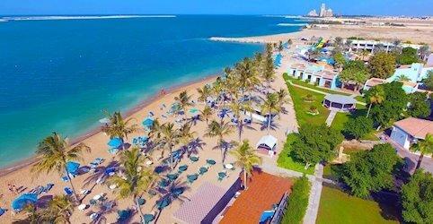 BM Beach Resort (ex. Smartline Bin Majid Beach Resort) 4*, ОАЭ, Рас-эль-Хайма