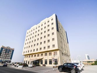 Capital O Action Hotel Ras Al Khaimah 3*, ОАЭ, Рас-эль-Хайма