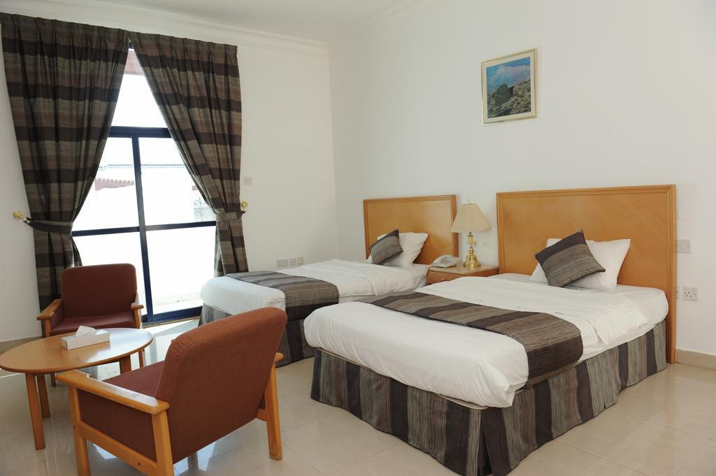 Отель Beach Hotel Sharjah ОАЭ Шарджа