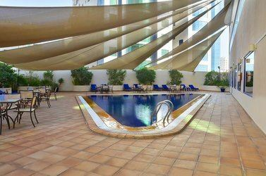 Swiss-Bellhotel Sharjah (ex. Sharjah Rotana) 4*, ОАЕ, Шарджа