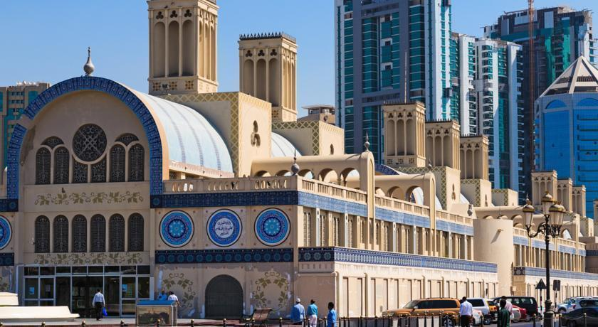 Отель Rayan Sharjah ОАЭ Шарджа