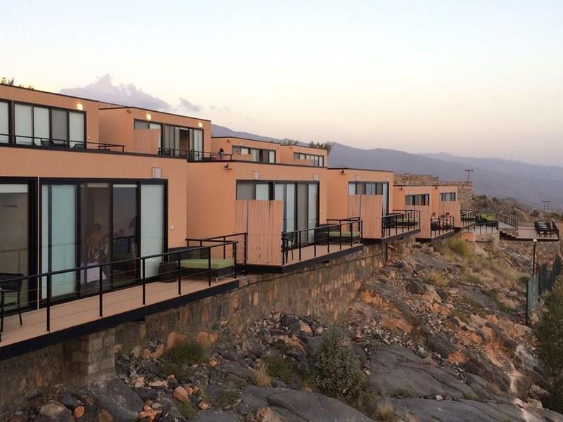 Фото The View Hotel Оман
