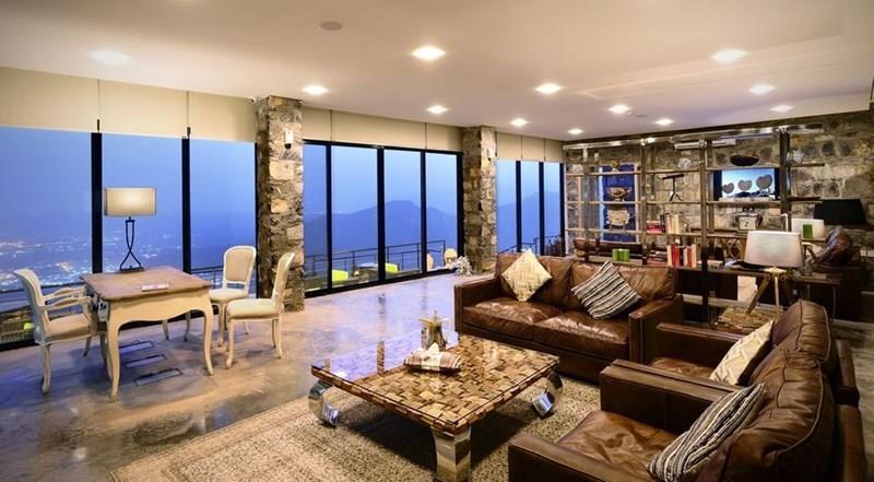 Отель The View Hotel Аль-Савади