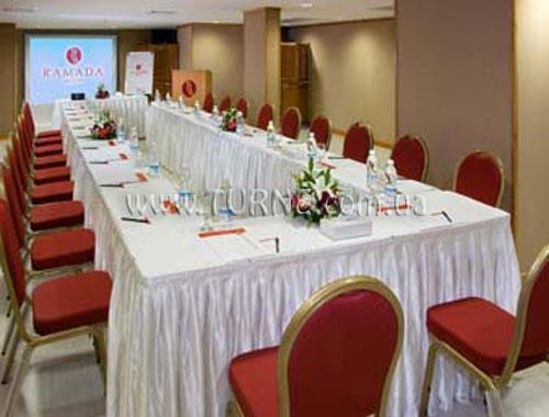 Отель Ramada Muscat Оман Маскат