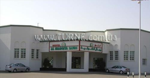 Отель Al Sharqiya Sands Маскат