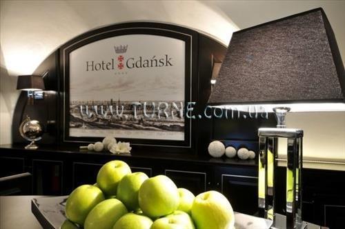 Отель Gdansk Польша Гданьск