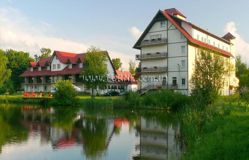 Hotel Mazury Гижицко