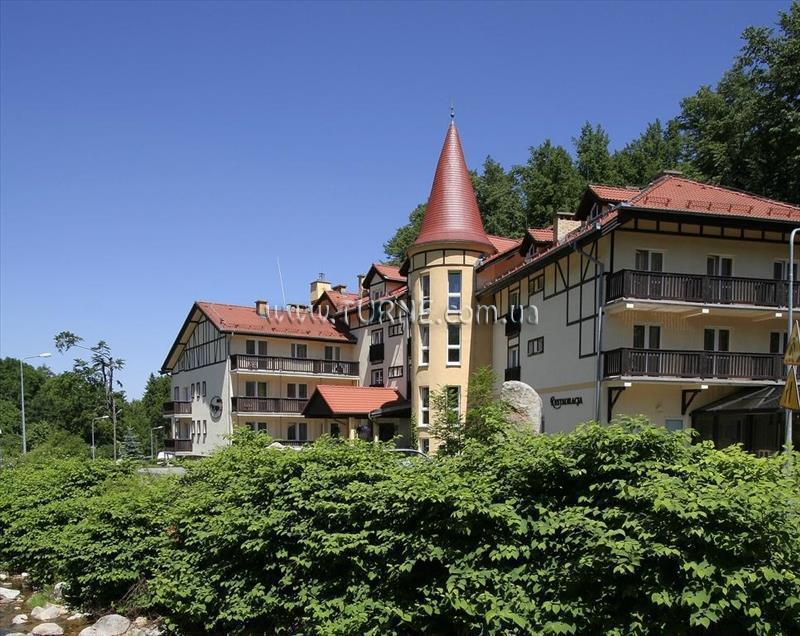 Фото Hotel Nowa-Ski Польша