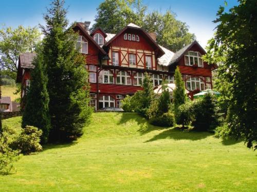 Отель Hotel Rezydencja Карпач