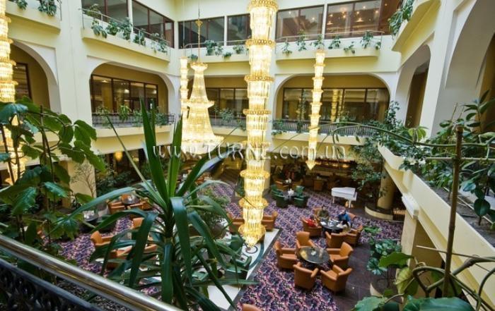 Отель Hotel Golebiewski Польша Карпач